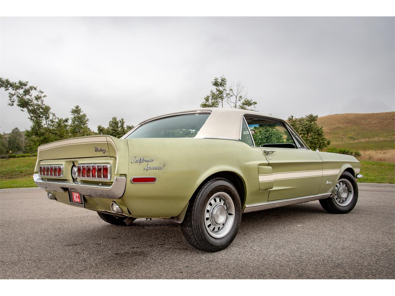 1968 Ford Mustang (CC-1221116) for sale in Irvine, California