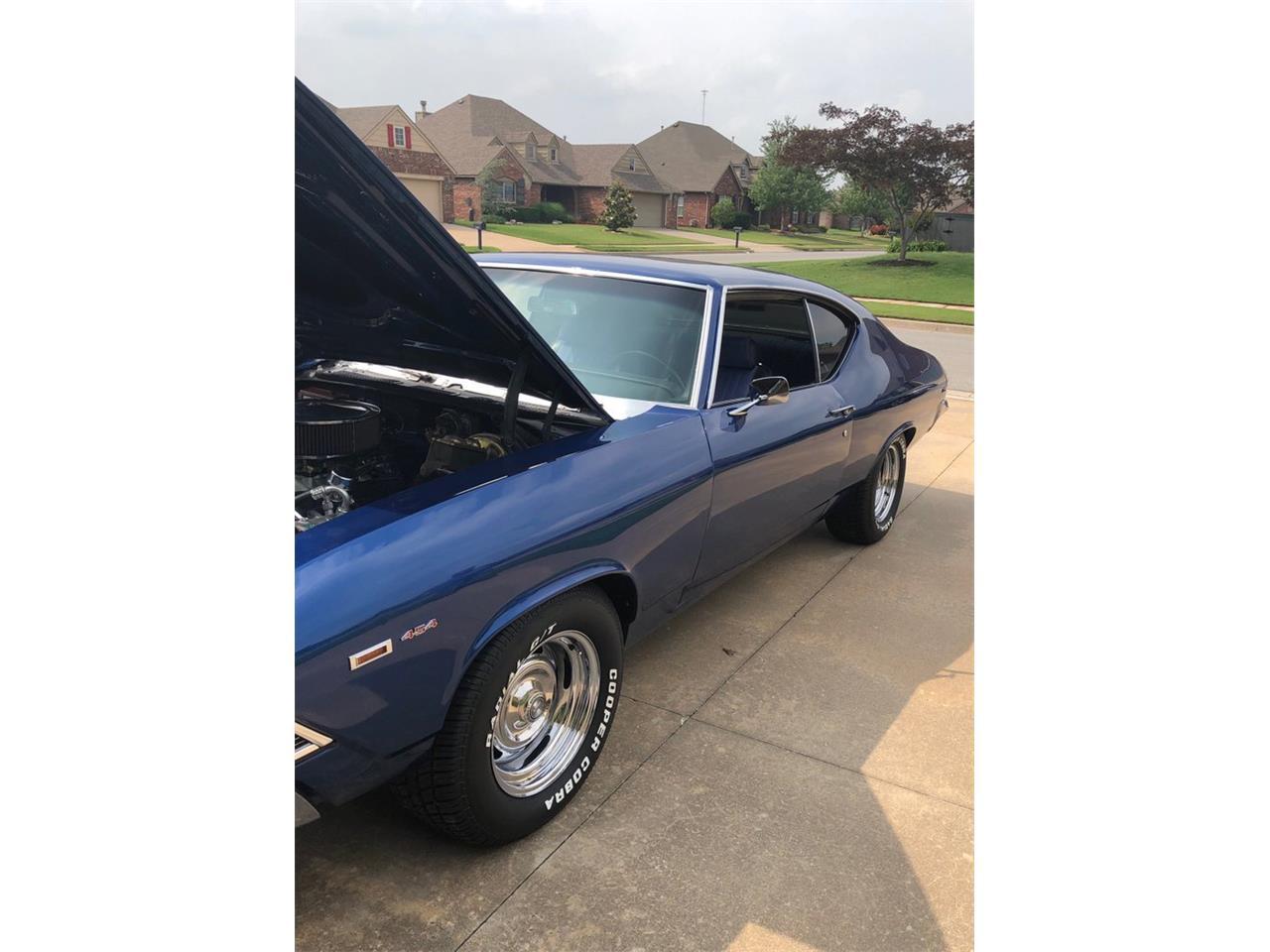 1969 Chevrolet Chevelle (CC-1221174) for sale in Tulsa, Oklahoma