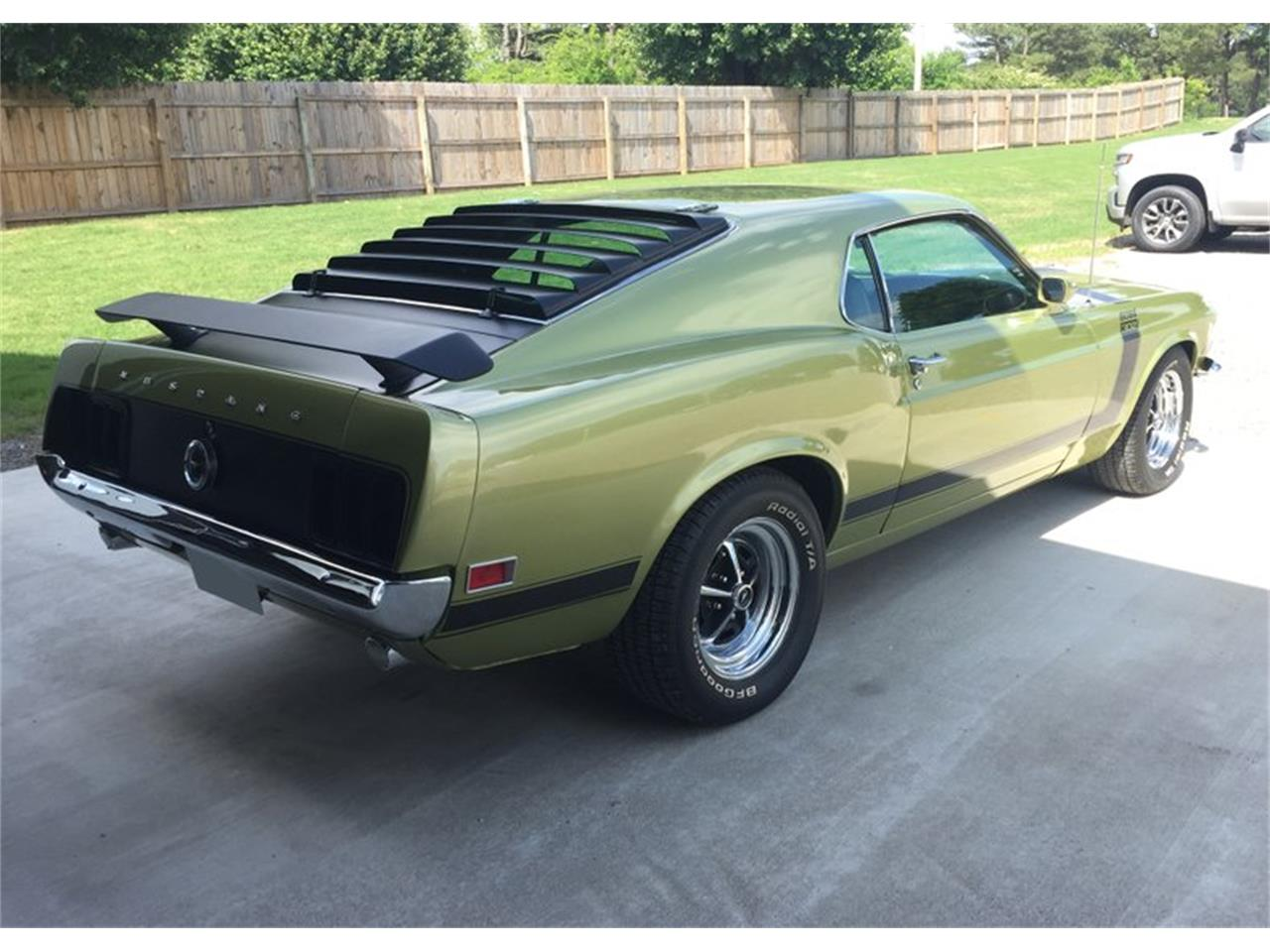 1970 Ford Mustang (CC-1221219) for sale in Tulsa, Oklahoma