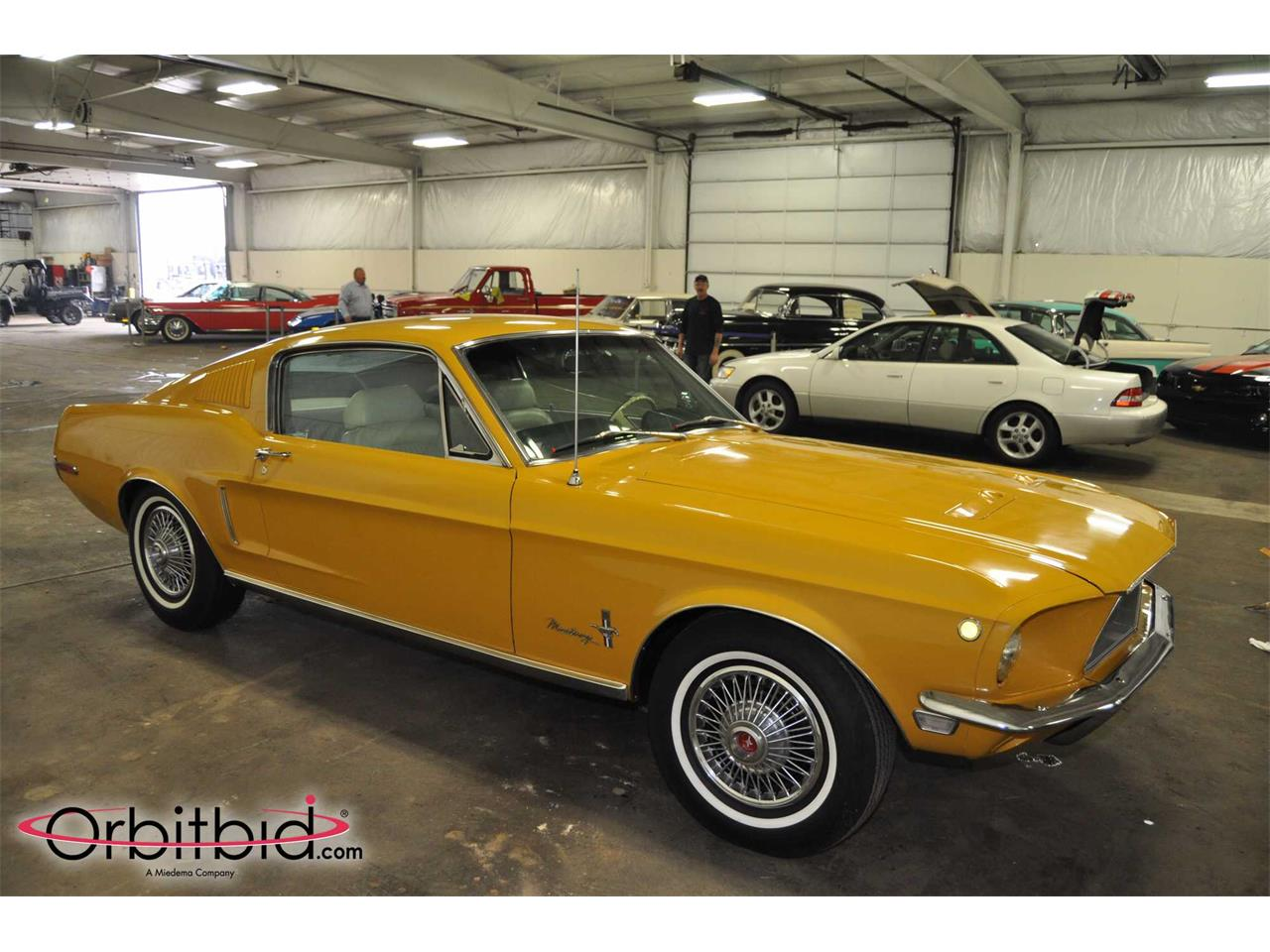 1968 Ford Mustang (CC-1220125) for sale in Wayland, Michigan
