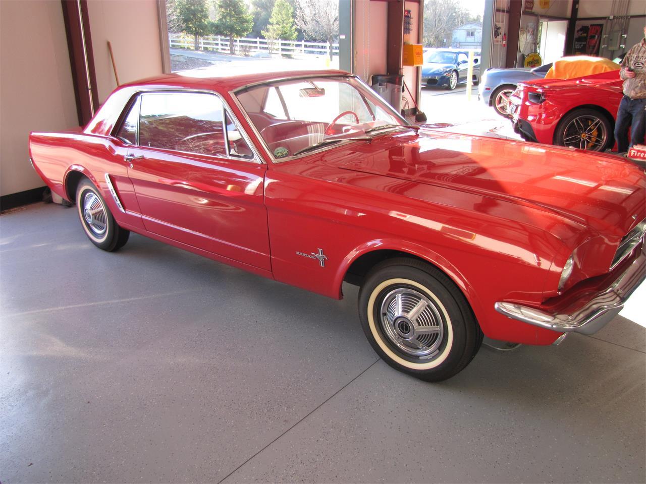 1965 Ford Mustang (CC-1221257) for sale in Granite Bay, California