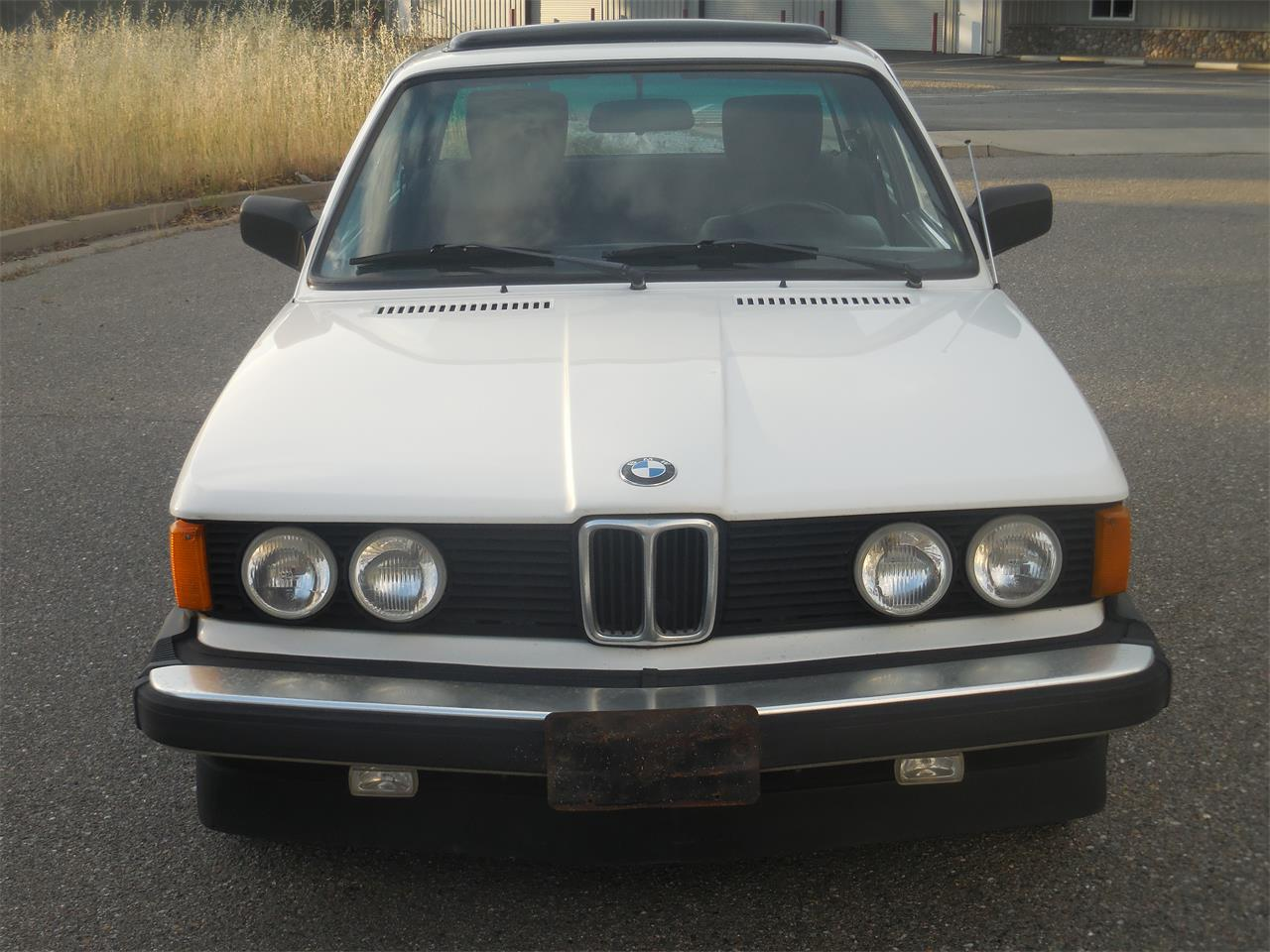 1983 BMW 3 Series (CC-1221285) for sale in Anderson, California