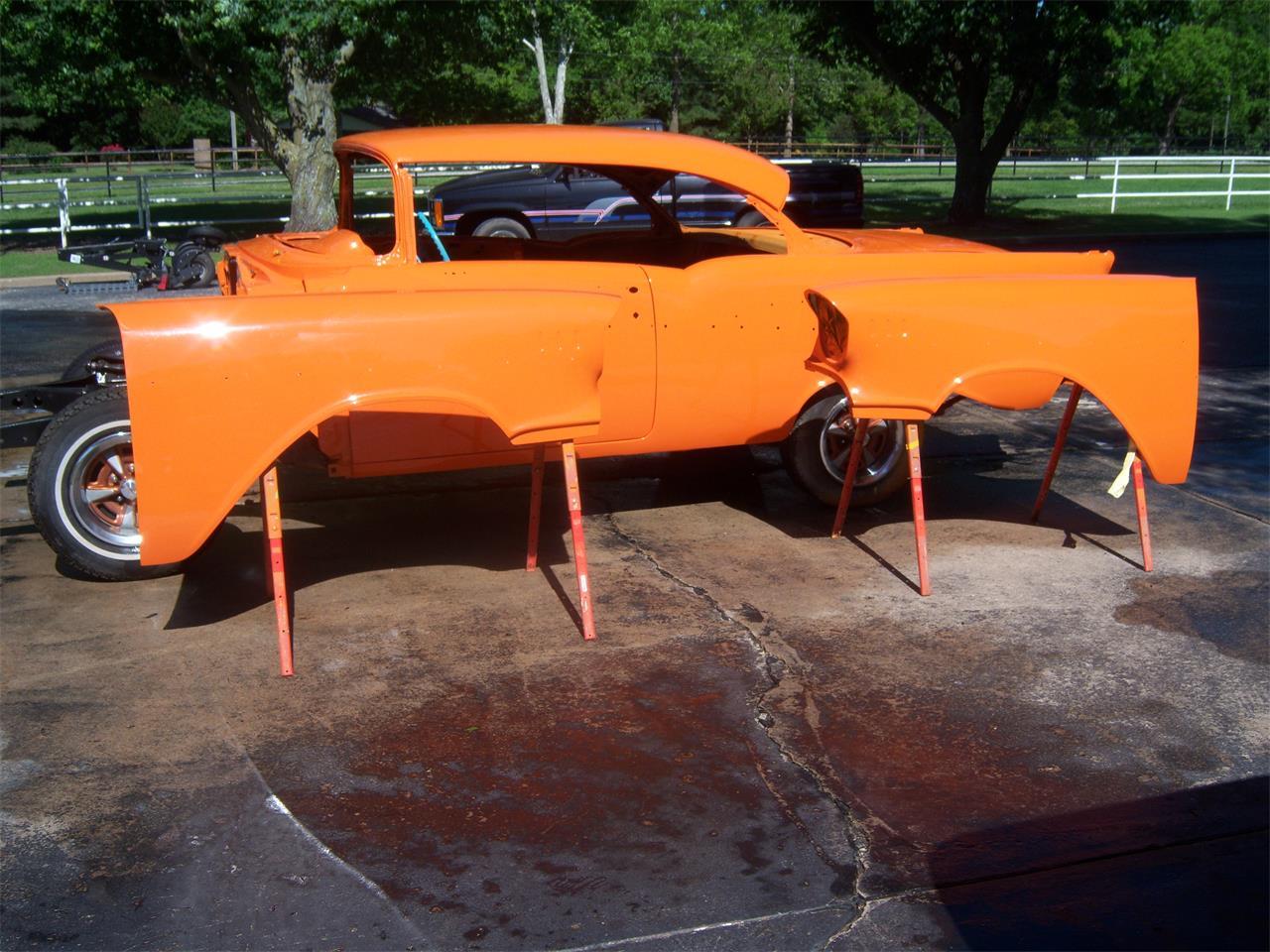 1957 Chevrolet 2-Dr Hardtop (CC-1220135) for sale in COWETA, Oklahoma