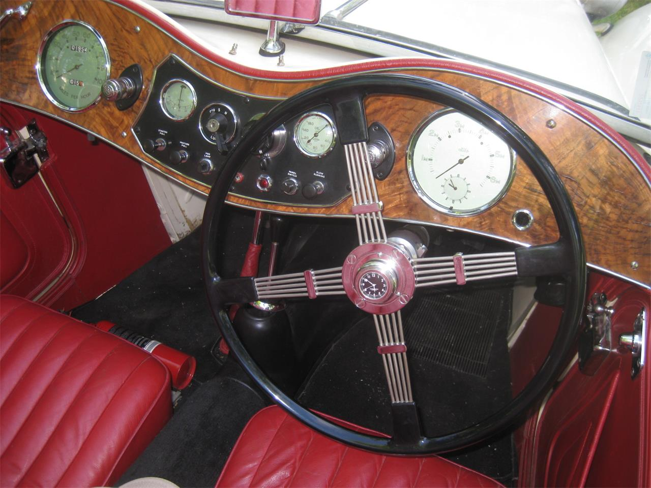 1948 MG TC (CC-1220141) for sale in Stratford, Connecticut