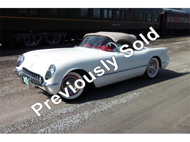 1954 Chevrolet Corvette (CC-1221410) for sale in Dublin, Ohio
