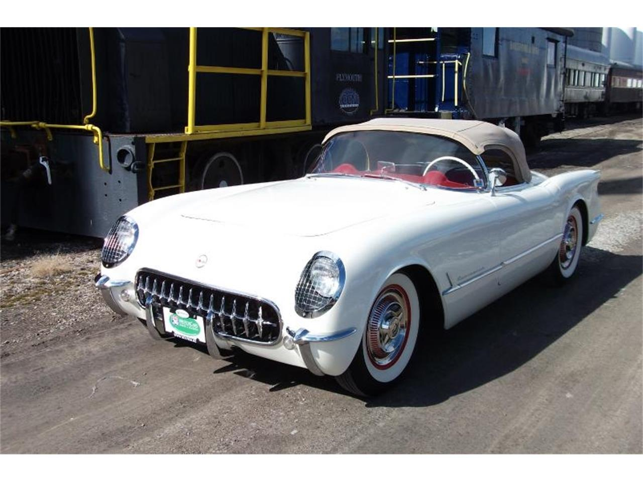 1954 Chevrolet Corvette (CC-1221410) for sale in Dublin, Ohio