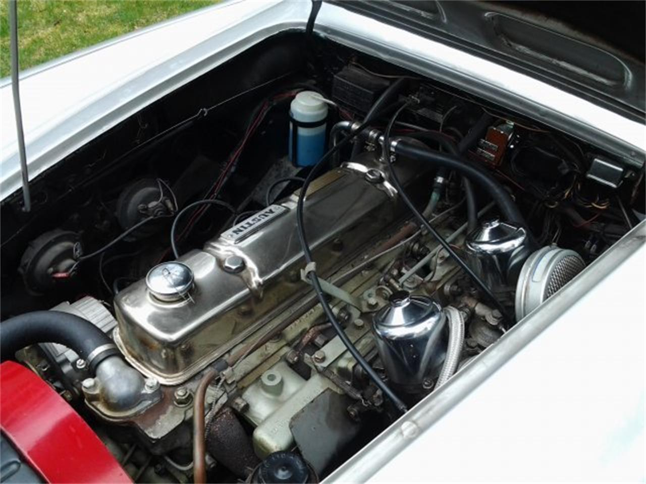 1966 Austin-Healey 3000 Mark III BJ8 (CC-1221457) for sale in Hanover, Massachusetts