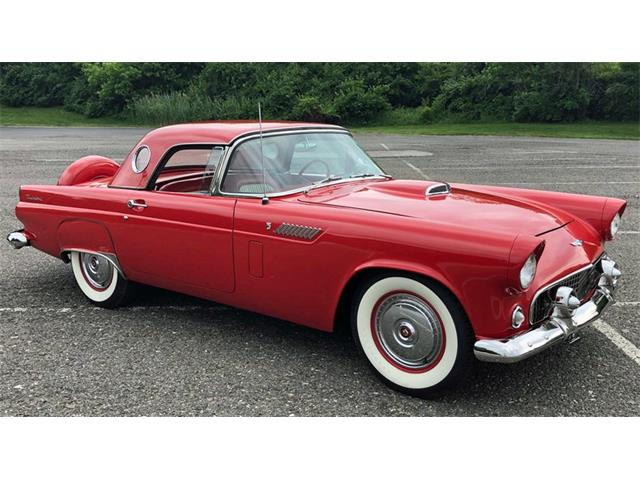 1956 Ford Thunderbird (CC-1221464) for sale in West Chester, Pennsylvania