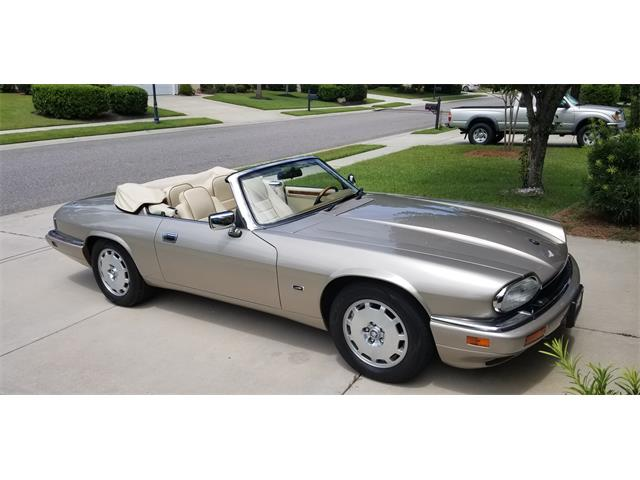 1996 Jaguar XJS (CC-1220150) for sale in Bluffton, South Carolina