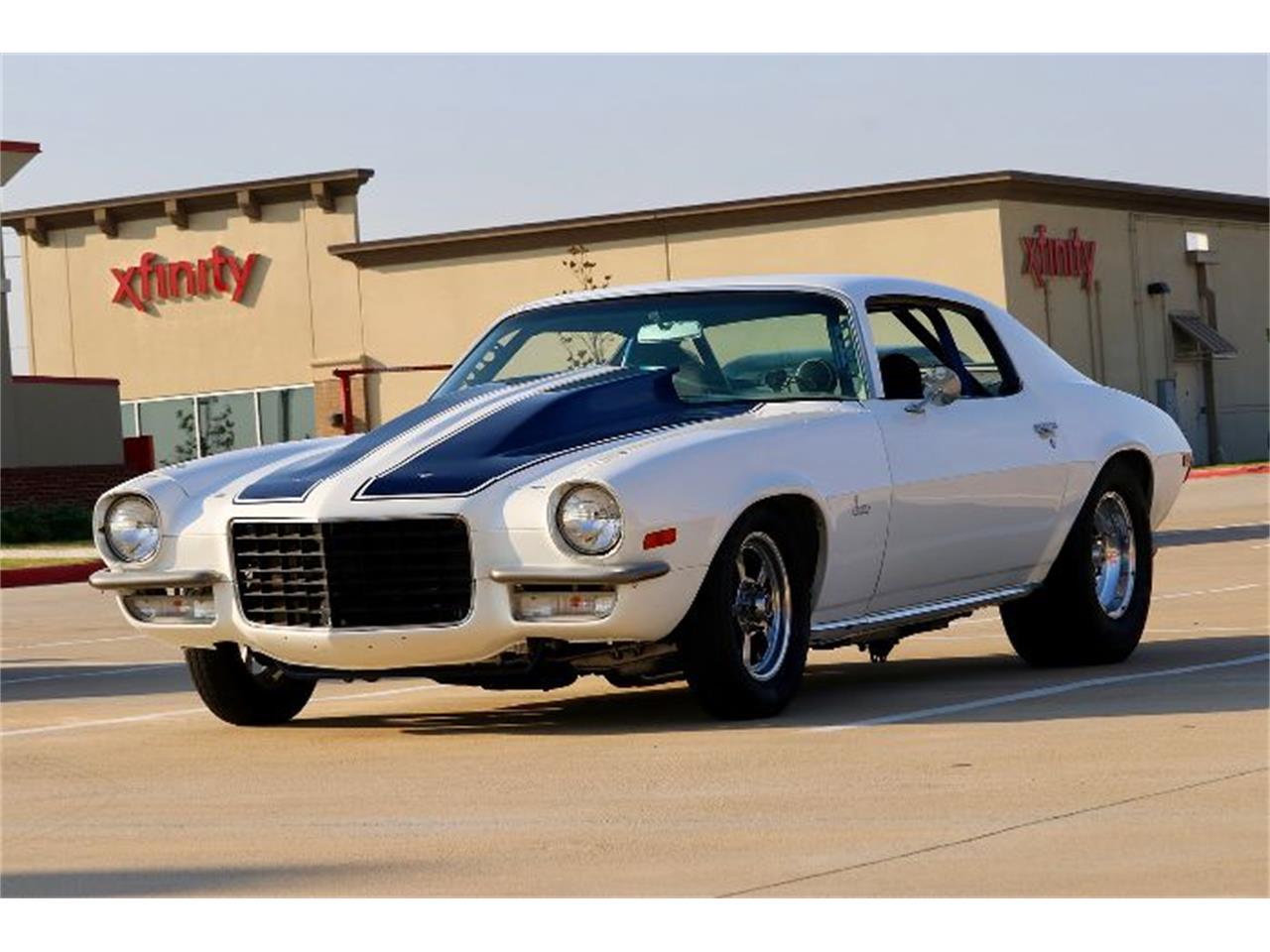 1973 Chevrolet Camaro (CC-1221501) for sale in Cadillac, Michigan