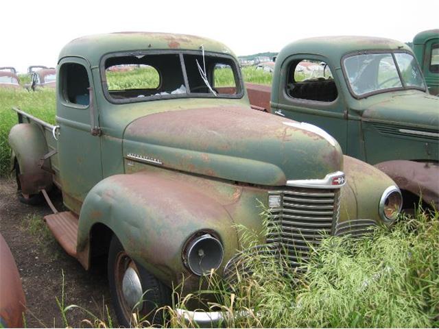 1947 International KB2