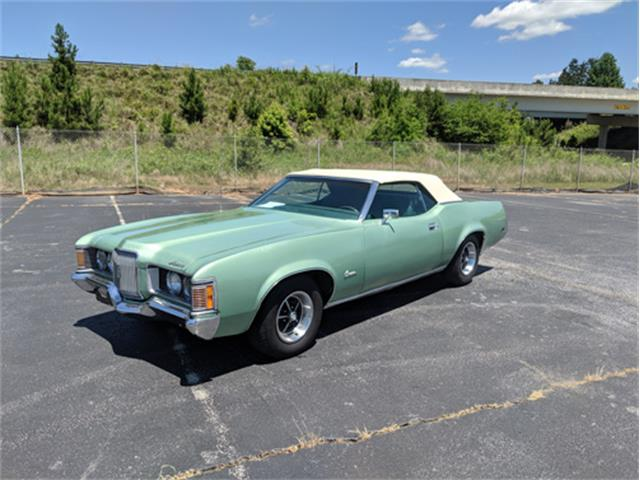 1971 Mercury Cougar (CC-1221540) for sale in Simpsonville, South Carolina