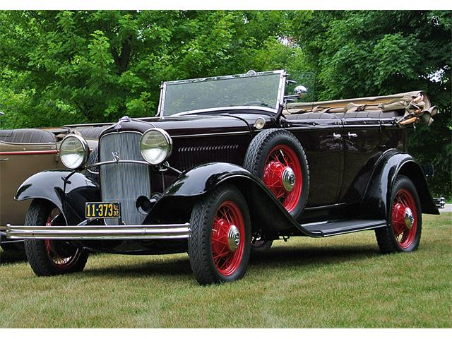 1932 Ford V8 (CC-1221571) for sale in Canton, Ohio
