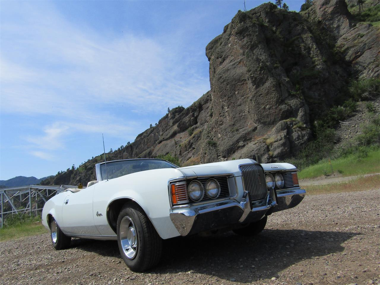 1971 Mercury Cougar (CC-1221581) for sale in Great Falls, Montana
