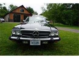 1984 Mercedes-Benz 380SL (CC-1221583) for sale in Ellington, Connecticut