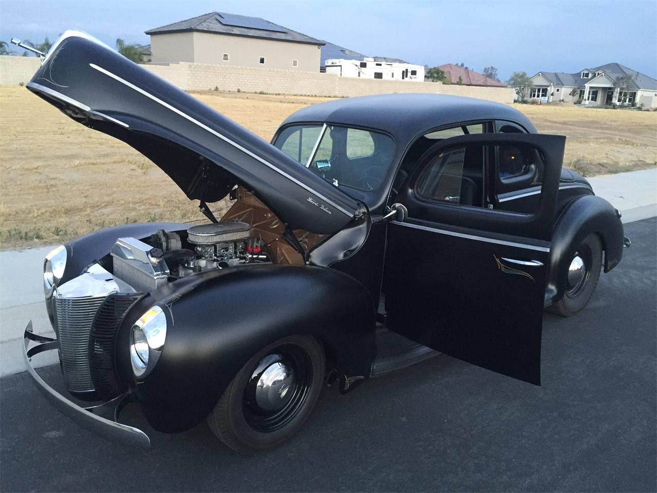1940 Ford Deluxe (CC-1221615) for sale in BAKERSFIELD, California