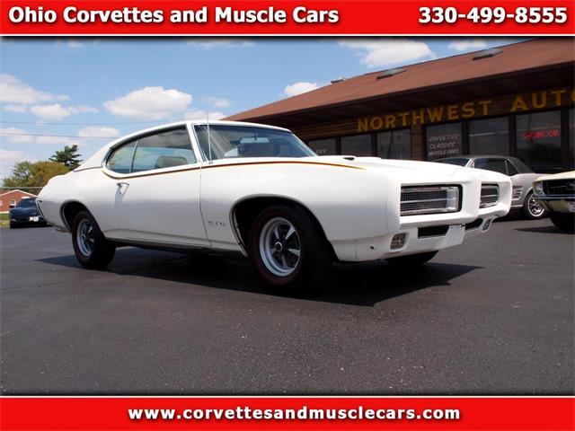 1969 Pontiac GTO (CC-1221651) for sale in North Canton, Ohio