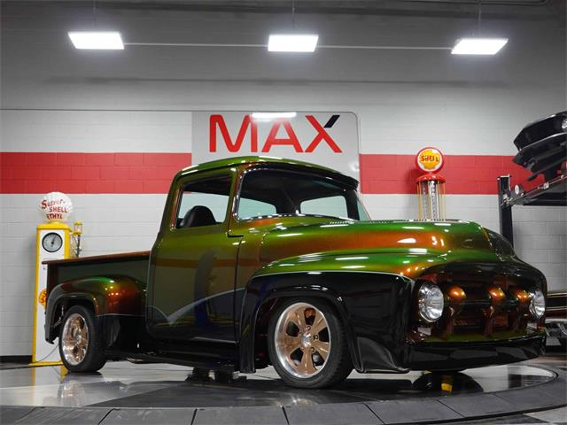 1956 Ford F100 (CC-1221657) for sale in Pittsburgh, Pennsylvania