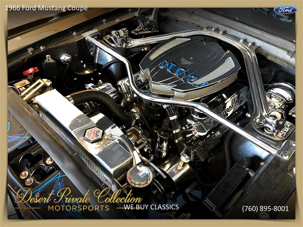 1966 Ford Mustang (CC-1221696) for sale in Palm Desert , California
