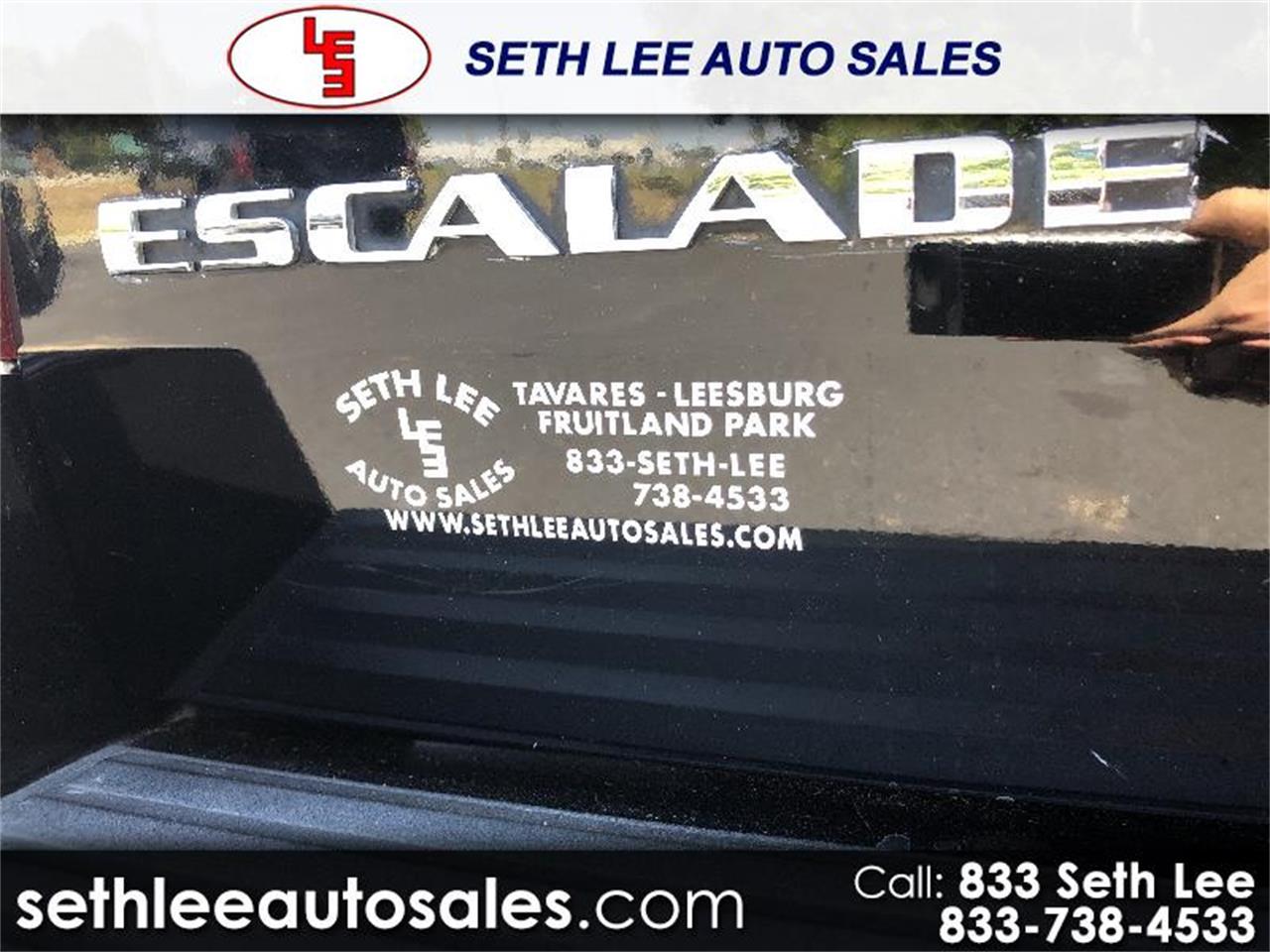 2007 Cadillac Escalade (CC-1221697) for sale in Tavares, Florida