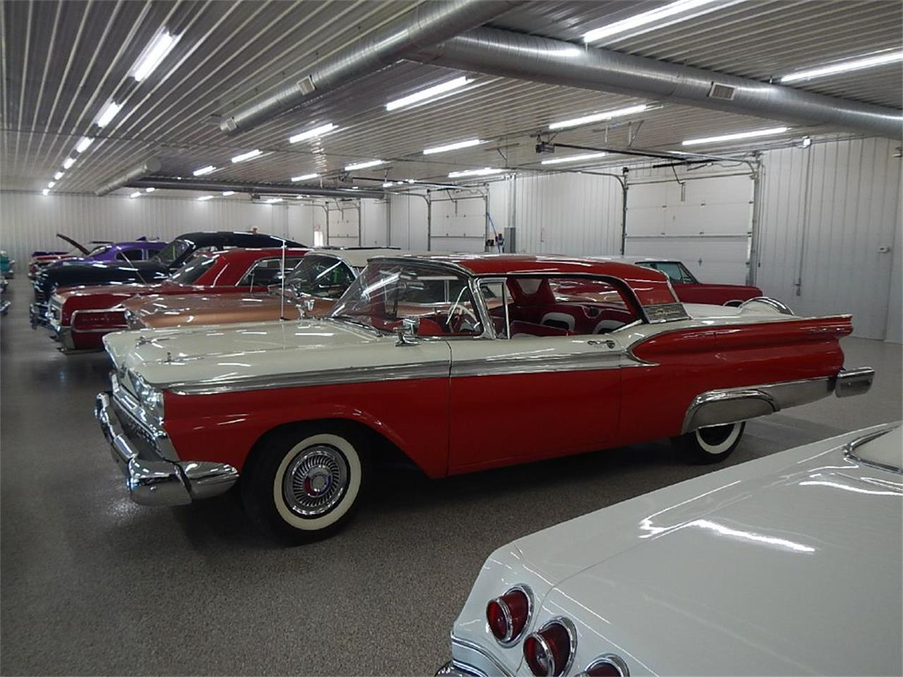 1959 Ford Fairlane 500 Skyliner (CC-1221713) for sale in Celina, Ohio