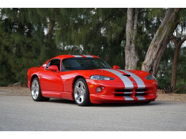 2002 Dodge Viper (CC-1221723) for sale in Miami, Florida