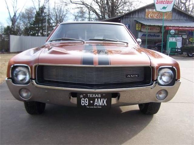 1969 AMC AMX (CC-1221744) for sale in Cadillac, Michigan
