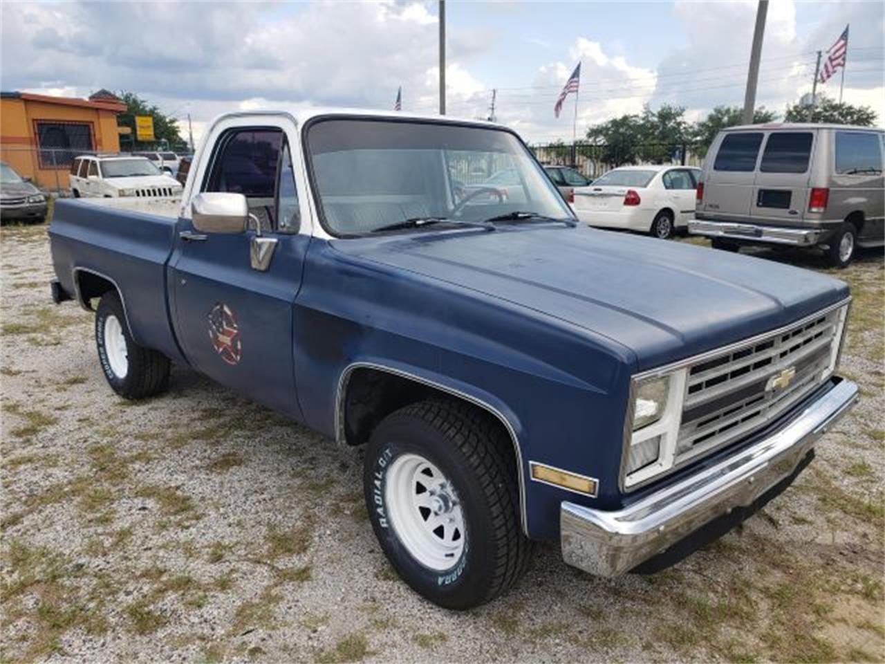1987 GMC Pickup (CC-1221756) for sale in Cadillac, Michigan
