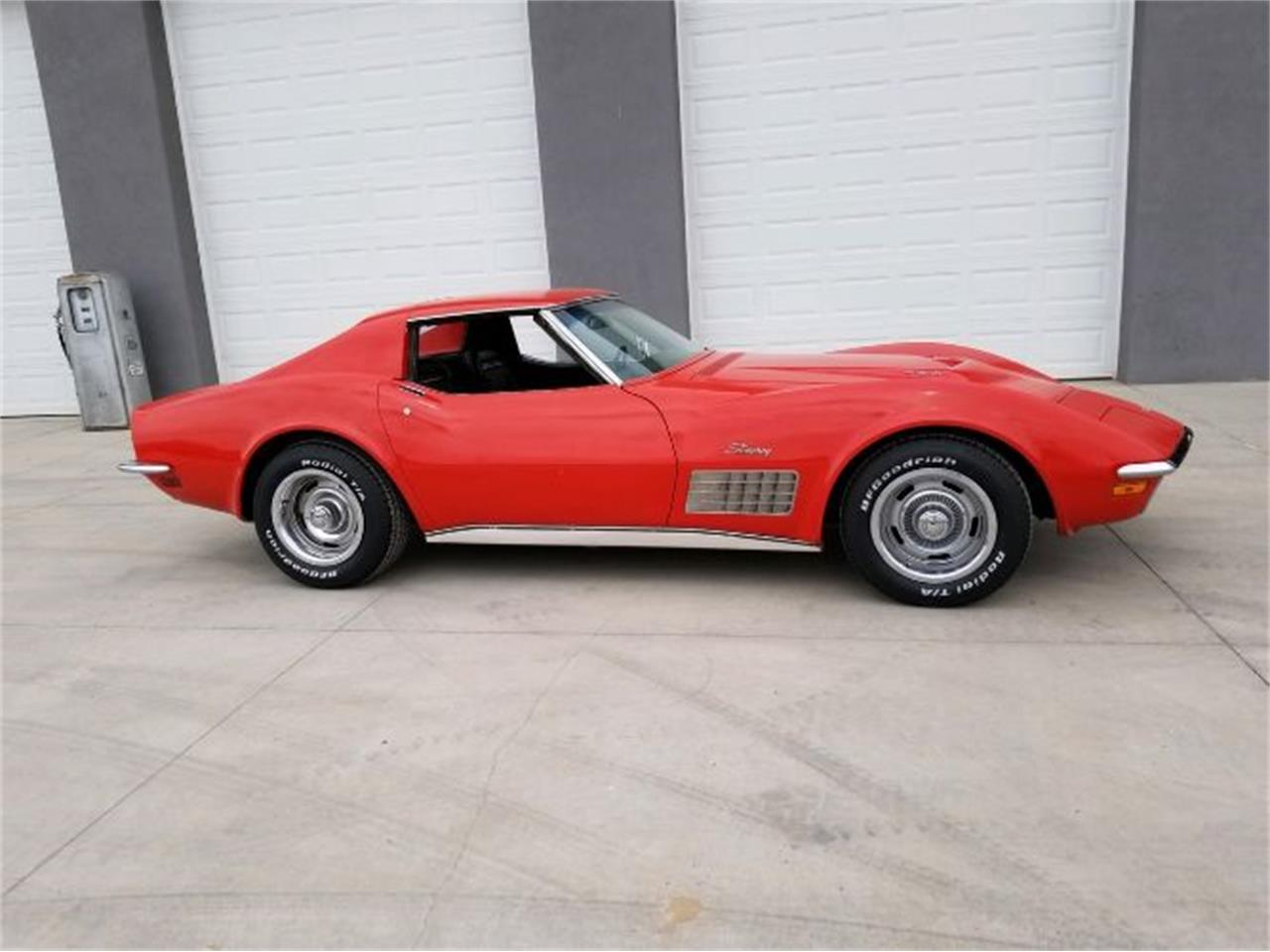 1972 Chevrolet Corvette (CC-1221764) for sale in Cadillac, Michigan