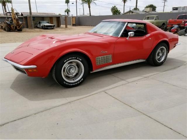 1972 Chevrolet Corvette (CC-1221764) for sale in Cadillac, Michigan