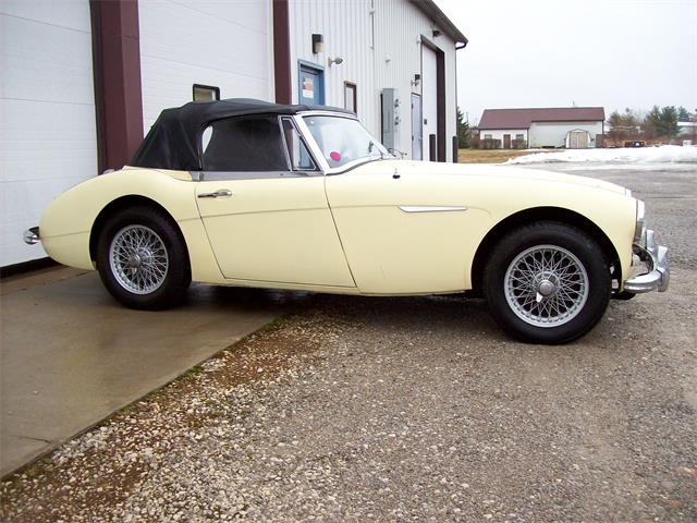 1963 Austin-Healey 3000 (CC-1221766) for sale in medina, Ohio