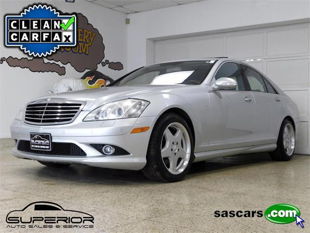 2008 Mercedes-Benz S-Class (CC-1220177) for sale in Hamburg, New York