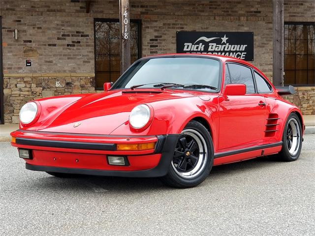 1987 Porsche 911 Carrera Turbo (CC-1221777) for sale in Oakwood, Georgia