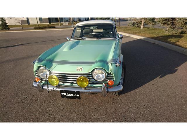 1968 Triumph TR250 (CC-1221784) for sale in montreal, Quebec, Canada