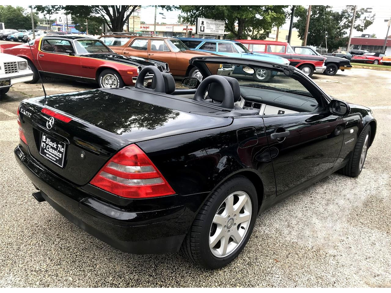 1998 Mercedes-Benz SLK-Class (CC-1220179) for sale in Stratford, New Jersey