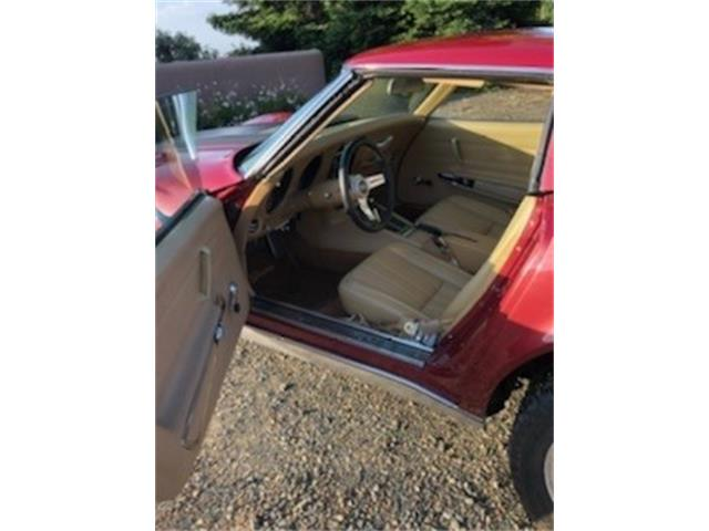 1970 Chevrolet Corvette (CC-1221790) for sale in Marysville , California