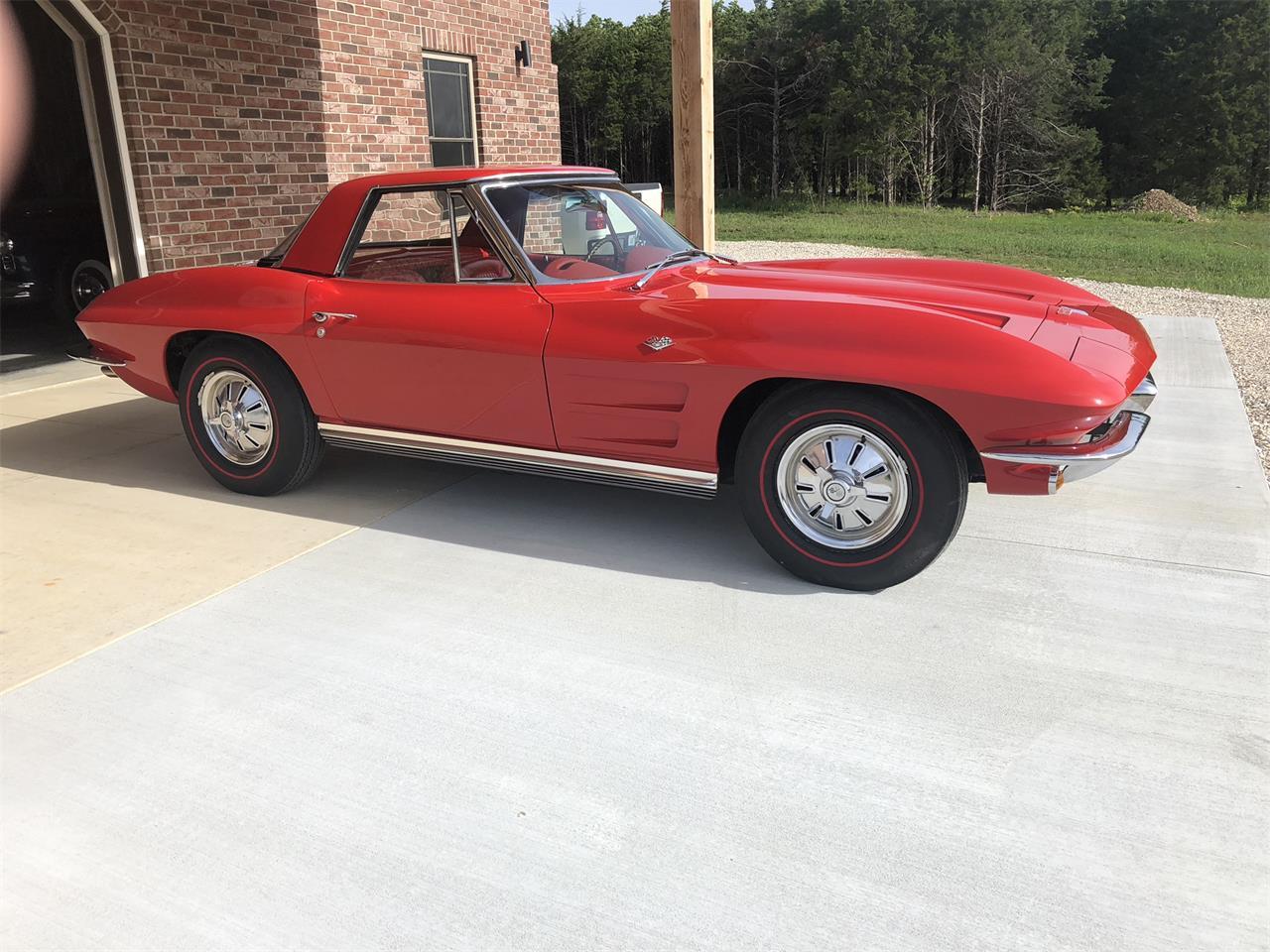 1964 Chevrolet Corvette (CC-1221794) for sale in Jefferson City , Missouri
