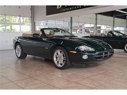 2001 Jaguar XK (CC-1221814) for sale in St. Charles, Illinois