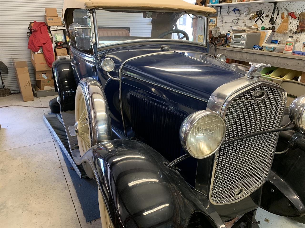 1931 Ford Deluxe (CC-1221879) for sale in Avon Park, Florida