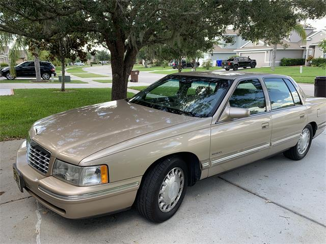 1998 Cadillac DeVille (CC-1221880) for sale in Kissimmee, Florida