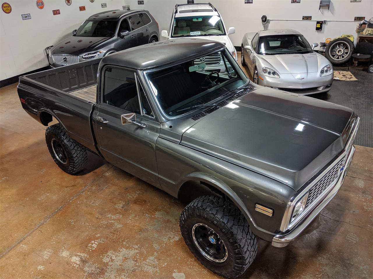 1972 Chevrolet K-10 (CC-1221904) for sale in San Luis Obispo, California