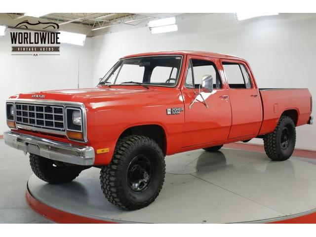 1985 Dodge Pickup (CC-1221925) for sale in Denver , Colorado