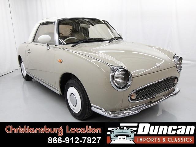 1991 Nissan Figaro (CC-1220199) for sale in Christiansburg, Virginia