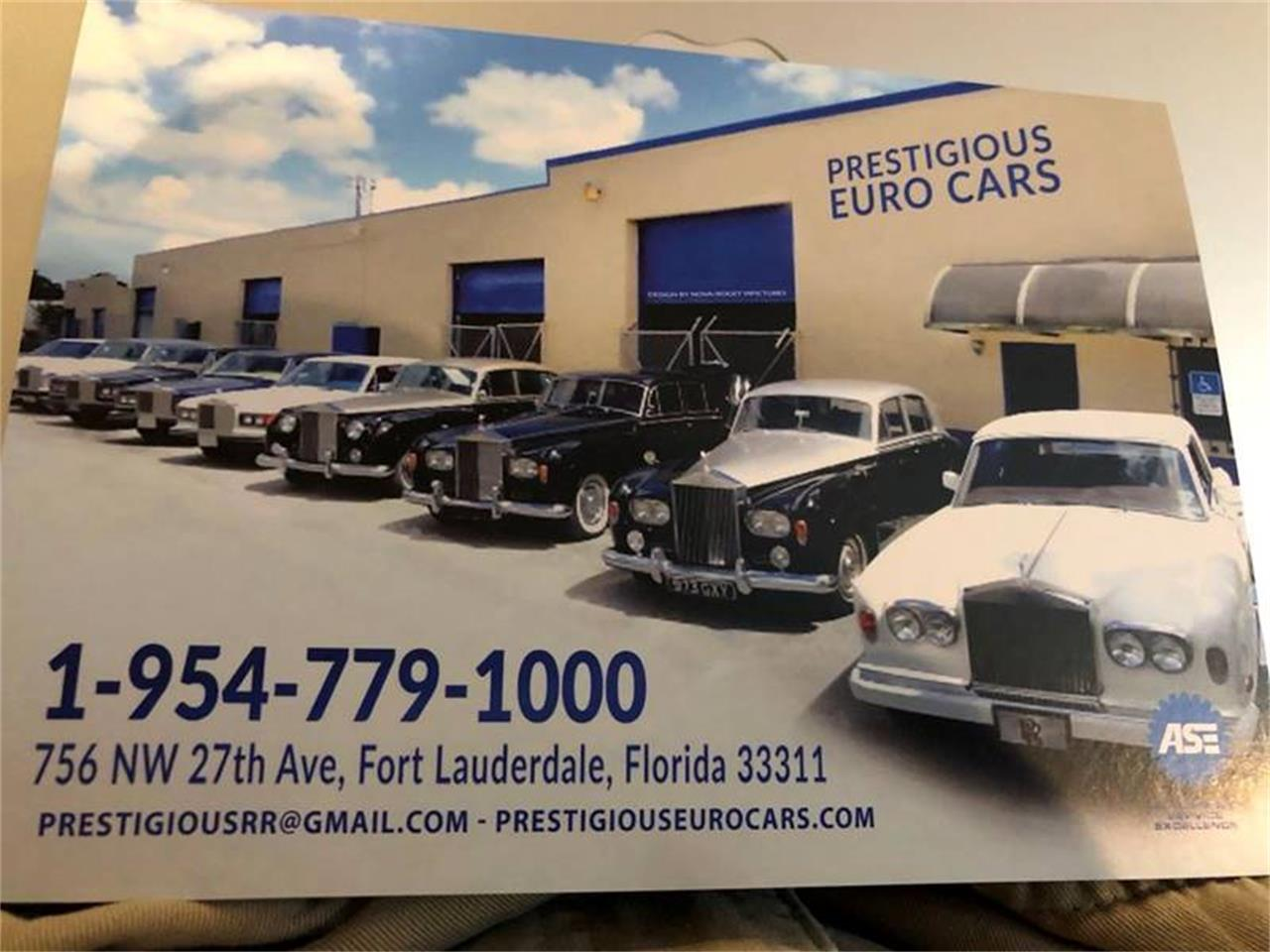 1973 Rolls-Royce Silver Shadow (CC-1221997) for sale in Fort Lauderdale, Florida