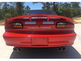 2002 Chevrolet Camaro SS (CC-1222000) for sale in Beverly Hills, Florida