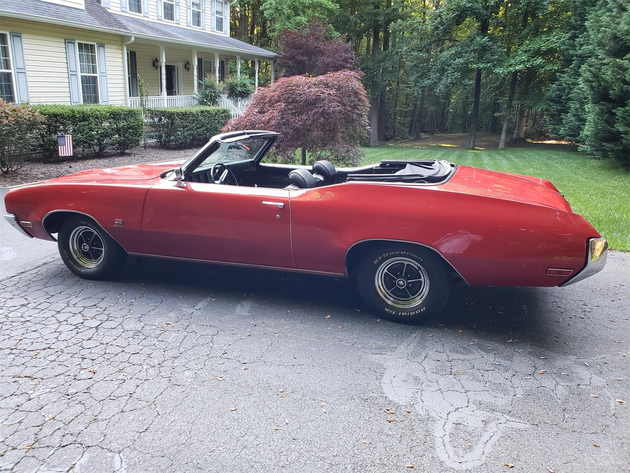 1970 Buick GS 455 (CC-1222015) for sale in Huntingtown, Maryland