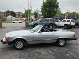 1985 Mercedes-Benz 380SL (CC-1222016) for sale in St. Louis, Missouri