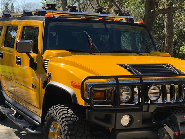 2003 Hummer H2 (CC-1222032) for sale in Granite Bay, California