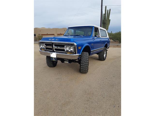 1972 GMC Jimmy (CC-1222044) for sale in Phoenix, Arizona