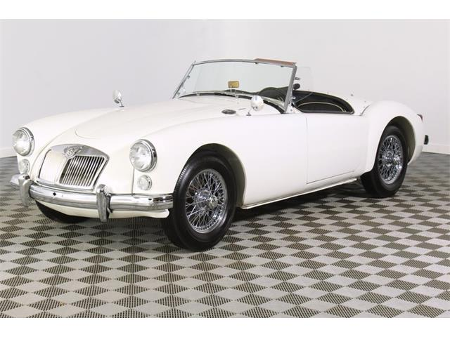 1961 MG MGA (CC-1222055) for sale in Elyria, Ohio